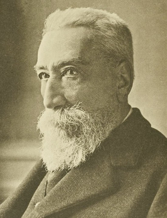 Anatole France - Portrait