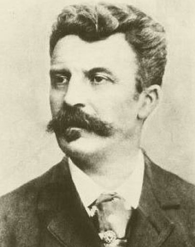 Guy de Maupassant - Portrait