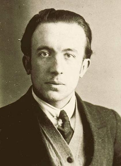 Paul Eluard - Portrait