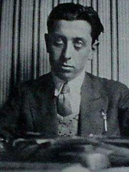 Robert Desnos - Portrait