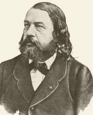 Th�ophile Gautier - Portrait